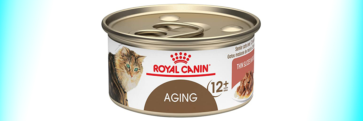Royal Canin Aging 12+ Wet Cat Food
