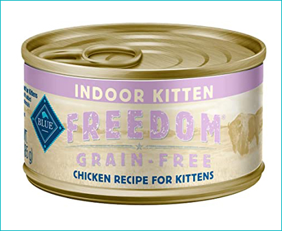 Blue Buffalo Blue Freedom Kitten Chicken Wet Cat Food